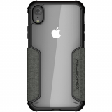Apple iPhone XR Ghostek Exec 3 Series Case - Gray