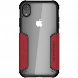 Apple iPhone XR Ghostek Exec 3 Series Case - Red