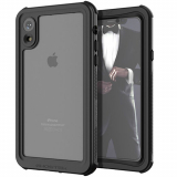 Apple iPhone XR Ghostek Nautical Series Waterproof Case - Black