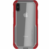 Apple iPhone Xs/X Ghostek Cloak 4 Series Case - Red