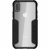 Apple iPhone Xs/X Ghostek Exec 3 Series Case - Black