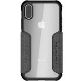 Apple iPhone Xs/X Ghostek Exec 3 Series Case - Gray