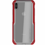 Apple iPhone Xs Max Ghostek Cloak 4 Series Case - Red