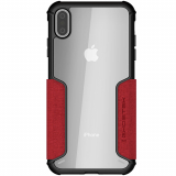 Apple iPhone Xs Max Ghostek Exec 3 Series Case - Red