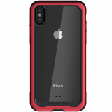 Apple iPhone Xs Max Ghostek Atomic Slim 2 Series Case - Red