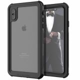Apple iPhone Xs Max Ghostek Nautical Series Waterproof Case - Black
