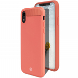 **NEW**Apple iPhone XR Caseco Skin Shield Series Case - Pink