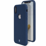 **NEW**Apple iPhone Xs Max Caseco Skin Shield Series Case - Navy