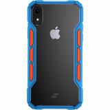 Apple iPhone XR Element Case Rally Series Case - Blue/Orange