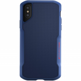 Apple iPhone Xs Max Element Case Shadow Series Case - Blue