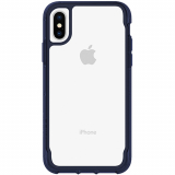 Apple iPhone Xs/X Griffin Survivor Clear Series Case - Clear/Iris