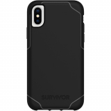 Apple iPhone Xs Griffin Survivor Strong Series Case - Black