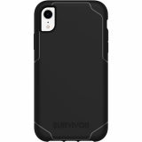 Apple iPhone XR Griffin Survivor Strong Series Case - Black