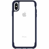 Apple iPhone Xs Max Griffin Survivor Clear Series Case - Clear/Iris