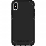 Apple iPhone Xs Max Griffin Survivor Strong Series Case - Black