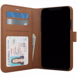 Apple iPhone XR Skech Polo Book Series - Brown
