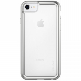 Apple iPhone SE 2020/8/7/6s/6 Pelican Adventurer Series Case - Clear/Metallic Silver