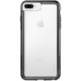 Apple iPhone 8 Plus/7 Plus/6s Plus/6 Plus Pelican Adventurer Series Case - Clear/Black