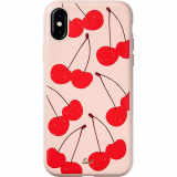 Apple iPhone Xs Max Laut Tutti Frutti Scented Series Case - Cherry