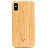 Apple iPhone Xs/X Woodcessories EcoCase Slim Case - Bamboo