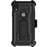 Apple iPhone XR Ghostek Iron Armor 2 Series Case - Black