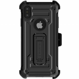 Apple iPhone Xs Max Ghostek Iron Armor 2 Series Case - Black