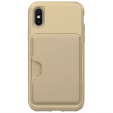 **NEW**Apple iPhone Xs Max Skech Cache Series Case - Champagne