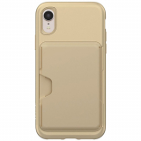 Apple iPhone XR Skech Cache Series Case - Champagne