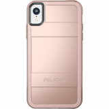 Apple iPhone XR Pelican Protector Series Case - Metallic Rose Gold