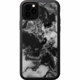 Apple iPhone 11 Pro Max Laut Mineral Glass Series Case - Black