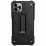 **NEW**Apple iPhone 11 Pro Max Urban Armor Gear Monarch Case (UAG) - Carbon Fiber