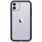 Apple iPhone 11 Pelican Adventurer Series Case - Clear/Black