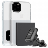 Apple iPhone 11 Pro Nimbus9 Ghost 2 Case - Gunmetal Gray/Pure White