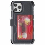 Apple iPhone 11 Pro Ghostek Iron Armor 3 Series Case - Black