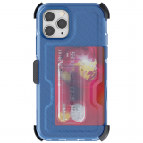 Apple iPhone 11 Pro Max Ghostek Iron Armor 3 Series Case - Blue