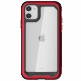 Apple iPhone 11 Ghostek Atomic Slim 2 Series Case - Red