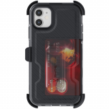 Apple iPhone 11 Ghostek Iron Armor 3 Series Case - Black