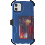 Apple iPhone 11 Ghostek Iron Armor 3 Series Case - Blue