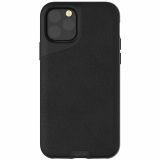 Apple iPhone 11 Pro Max Mous Contour Series Case - Black Leather