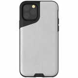 Apple iPhone 11 Pro Max Mous Contour Series Case - White Leather