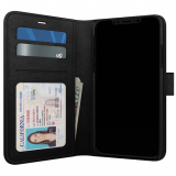 Apple iPhone 11 Pro Max Skech Polo Book Series Case - Black