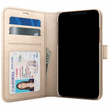 Apple iPhone 11 Pro Max Skech Polo Book Series Case - Champagne
