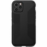 Apple iPhone 11 Pro Speck Presidio Grip Series Case w/ Microban - Black/Black