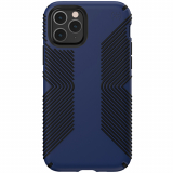 Apple iPhone 11 Pro Speck Presidio Grip Series Case w/ Microban - Coastal Blue/Black
