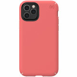 Apple iPhone 11 Pro Speck Presidio Pro Series Case w/ Microban - Parrott Pink/Chiffon Pink