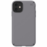 Apple iPhone 11 Speck Presidio Pro Series Case w/ Microban - Filigree Grey/Slate Grey