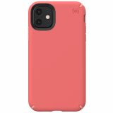 Apple iPhone 11 Speck Presidio Pro Series Case w/ Microban - Parrott Pink/Chiffon Pink