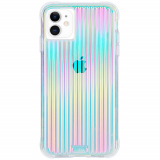 Apple iPhone 11/XR Case-Mate Tough Groove Series Case - Iridescent