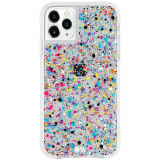 **NEW**Apple iPhone 11 Pro Max/Xs Max Case-Mate Spray Paint Series Case - Rainbow Flecks