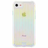 Apple iPhone SE 2020/8/7/6 Case-Mate Tough Groove Series Case - Iridescent